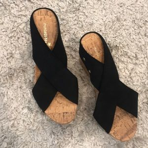Montego Bay Club Shoes - Women's Wedge